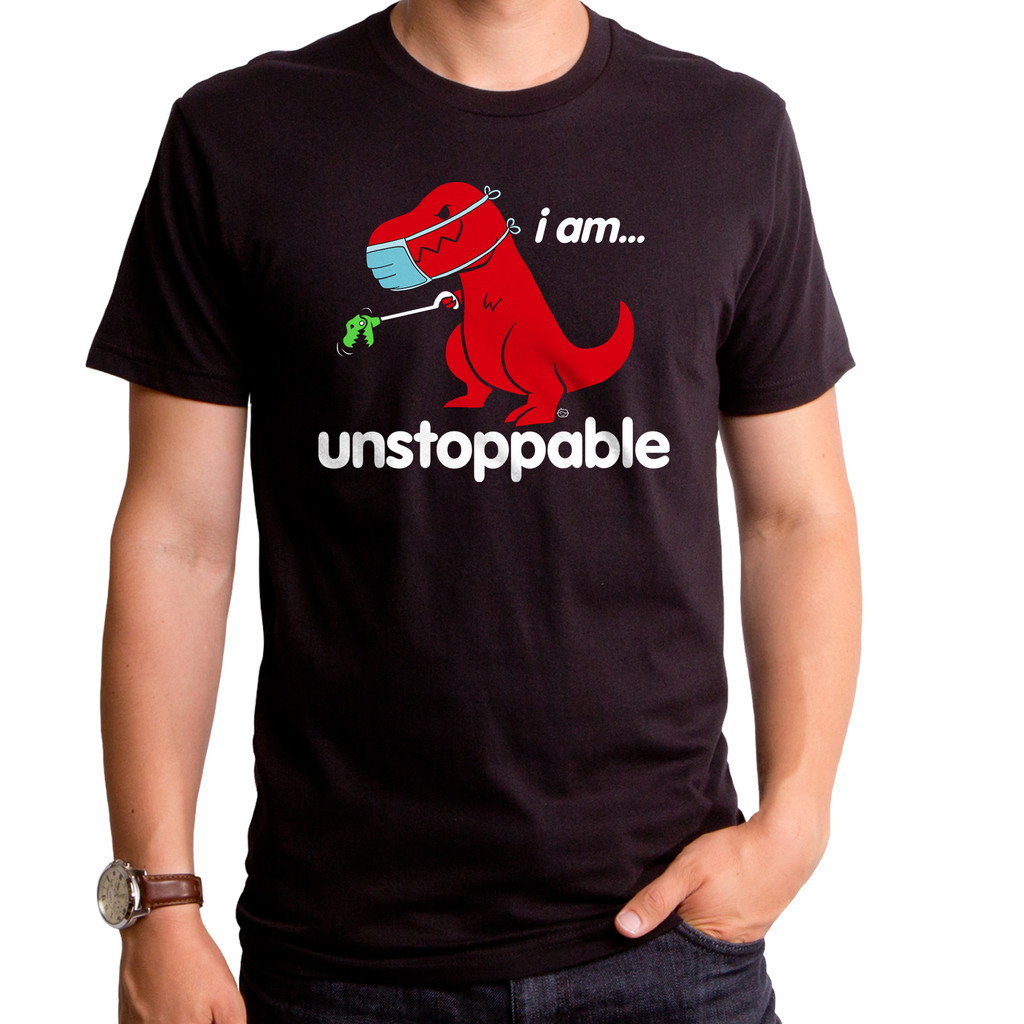Unstoppable Mask Protect Yourself T-Shirt