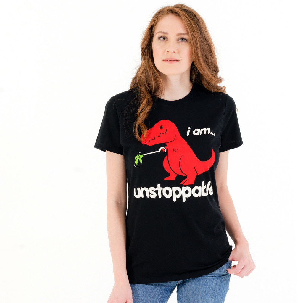 Unstoppable Girls T-Shirt