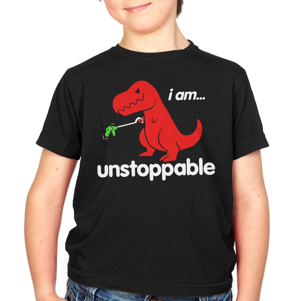 Unstoppable DIno Toddler T-Shirt