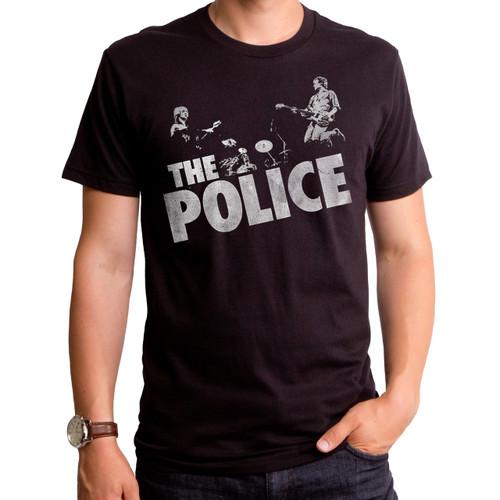 The Police Zenyatta Trio T-Shirt