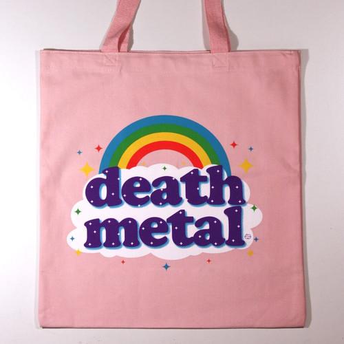 Death Metal Tote