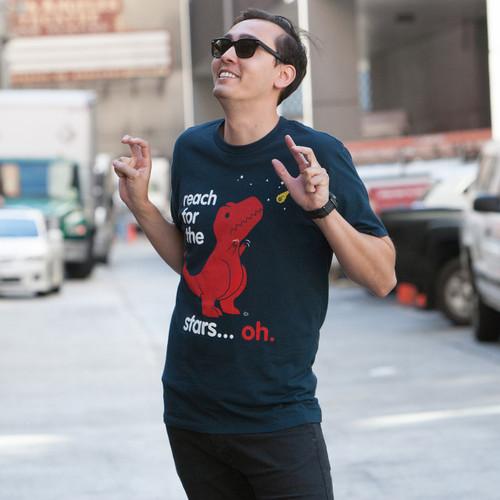 Reach For The Stars Dino T-Shirt