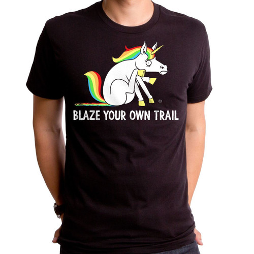Blaze Your Own Trail T-Shirt