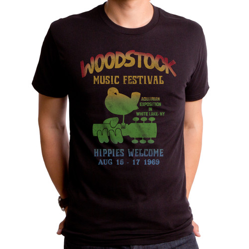 Woodstock Music Festival T-Shirt