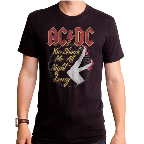 AC/DC All Night Long T-Shirt