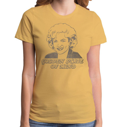 The Golden Girls State of Mind Girls T-Shirt