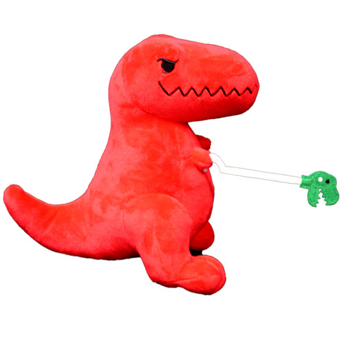 Unstoppable Dino Plush