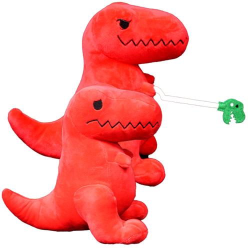 Plush Dino Set