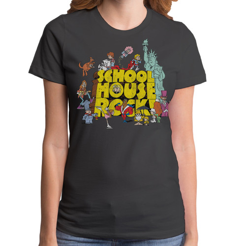 SHR Full School House Girls T-Shirt
