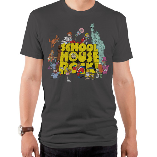 SHR Full School House T-Shirt