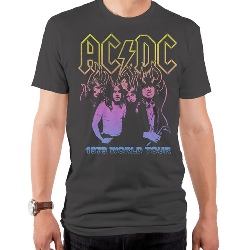 AC/DC On Fire T-Shirt