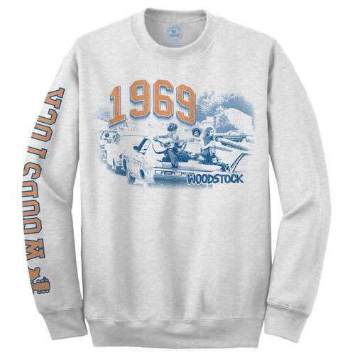 Woodstock 1969 Unisex Sweatshirt