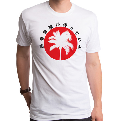 Tropical Kanji T-Shirt