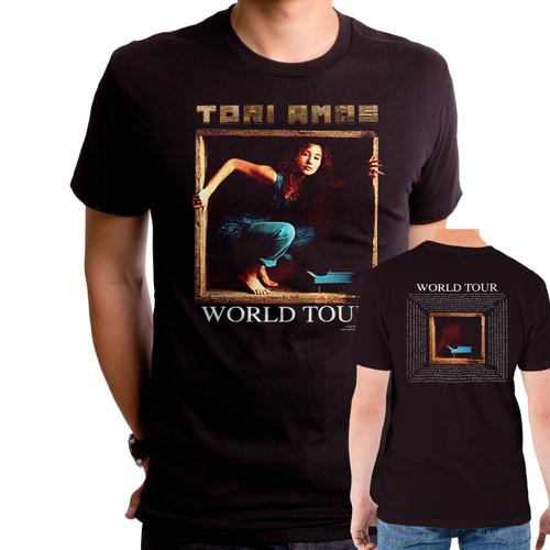 Tori Amos World Tour T-Shirt