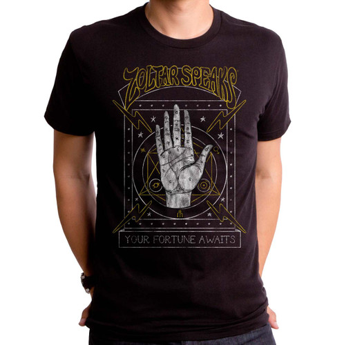 Zoltar Speaks Your Fortune Awaits T-Shirt