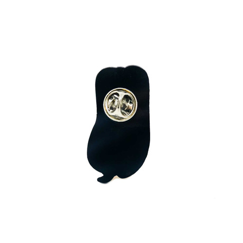 Hot Dog Lapel Pin