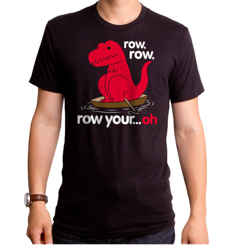 Row Your Oh Dino T-Shirt