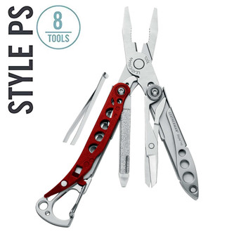 Leatherman Style PS keychain tool (TSA-Compliant)