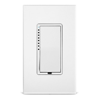 Insteon 2474DWH SwitchLinc 2-Wire (no neutral) 600W Dimmer Switch