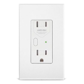 Insteon 2472D OutletLinc Remote Outlet w/ 300W Dimmer