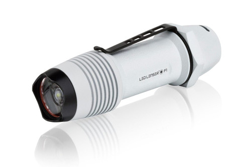 LED Lenser F1W Flashlight