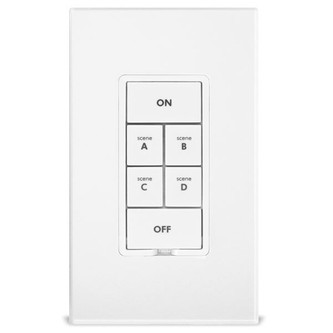 Insteon 2487S KeypadLinc 6-Button On/Off Switch (OPEN-BOX - 20% OFF)