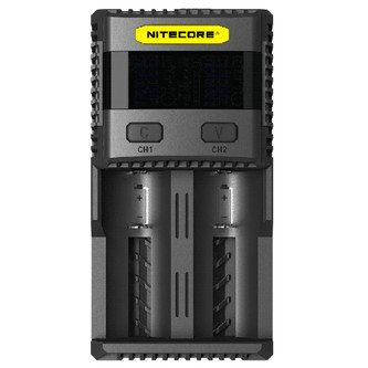 NITECORE SC2 Superb Charger 2-Slot Battery Charger