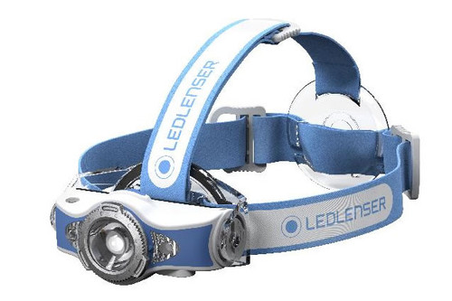 LED Lenser MH11 Rechargeale Headlamp (1000 Lumens, Quad-Color w/ Bluetooth Control)