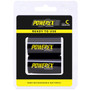 PowerEx PreCharged C Batteries (2-Pack) - 5000mAh, Ultra Low Self-Discharge