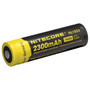 NITECORE NL1823 2300mAh Rechargeable 18650 Li-ion Battery