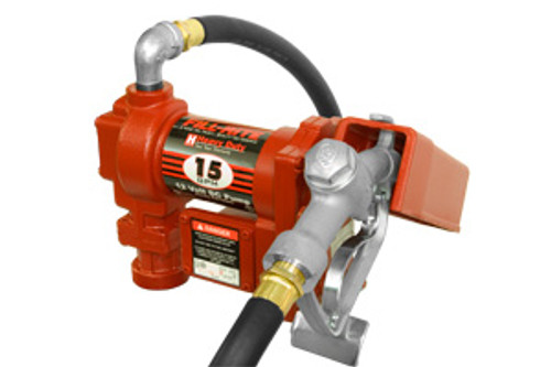 FILL-RITE 12 VOLT 15 GPM TRANSFER PUMP