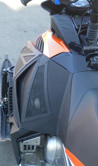 Yamaha SR Viper Knee Vents