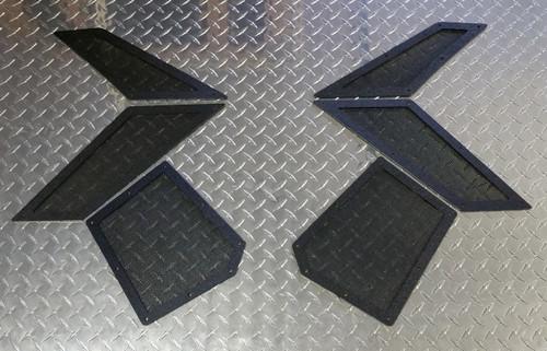 Polaris AXYS 6 Piece Side Vent Kit