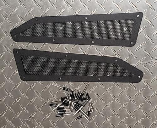 Polaris RZR XP 1000 4 Piece Vent Kit