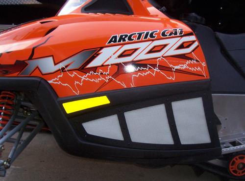 Arctic Cat M Series Side Vents
