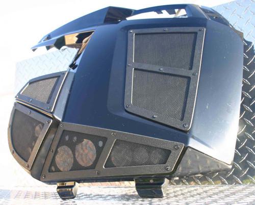 Polaris Pro RMK Large Side Vents