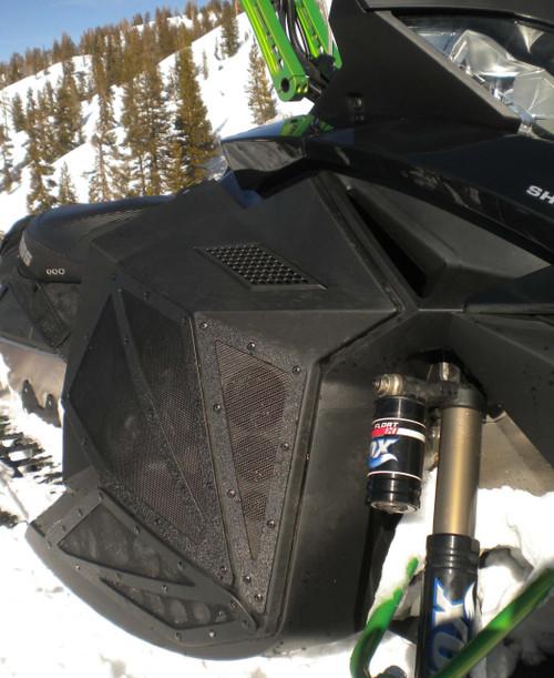 Ski-Doo XP Front Vents