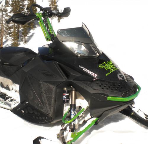 Ski-Doo XP 6 pc Vent Kit