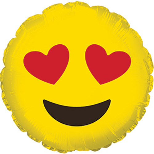 Emoji love Balloon