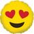 Emoji love Balloon