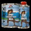 SMR-260W/261  2.1 VOC Epoxy DTM Primer/Sealer White