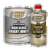 Bright White 2K Acrylic Urethane, 4:1 Slow Kit, SS-9710/1290