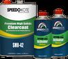 Premium High Solids Clear Coat, Clearcoat 6 Qt. Med. (Mid Temp.) Kit, SMR-42/75