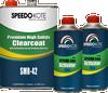 Premium High Solids Clear Coat, Clearcoat 6 Qt. Slow (Warm Temp.) Kit, SMR-42/85