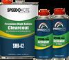 Premium High Solids Clear Coat, Clearcoat 6 Qt X-Slow (Hot Temp.) Kit, SMR-42/95
