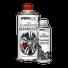 Direct to Aluminum Clear Coat 2K Urethane, SMR-ACQ/ACA-8 4:1 Clearcoat Quart Kit