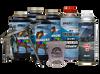 T-Rex Racing Red Truck Bed Liner kit, SMR-1000RR-K4 Bedliner 4 quarts w/Free Gun