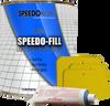 Speedo-Fill LIGHTWEIGHT BODY FILLER, SF-5001 + HARDENER & SPREADERS