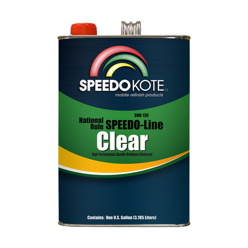 SMR-130  Speedo Line Clear National Rule   Gallon Kit