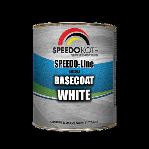 Base Coat White , One Gallon SMR-3684